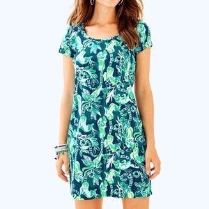 Lilly Pulitzer Beacon Dress in Tidal Wave XXS